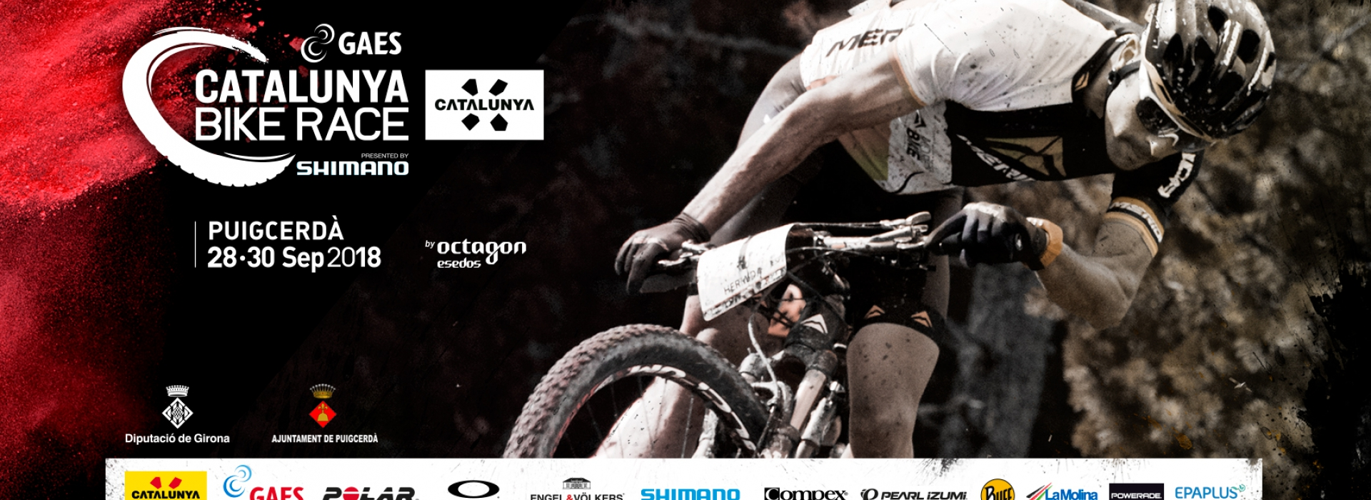 ¡Inscríbete a GAES Catalunya Bike Race presented by Shimano!