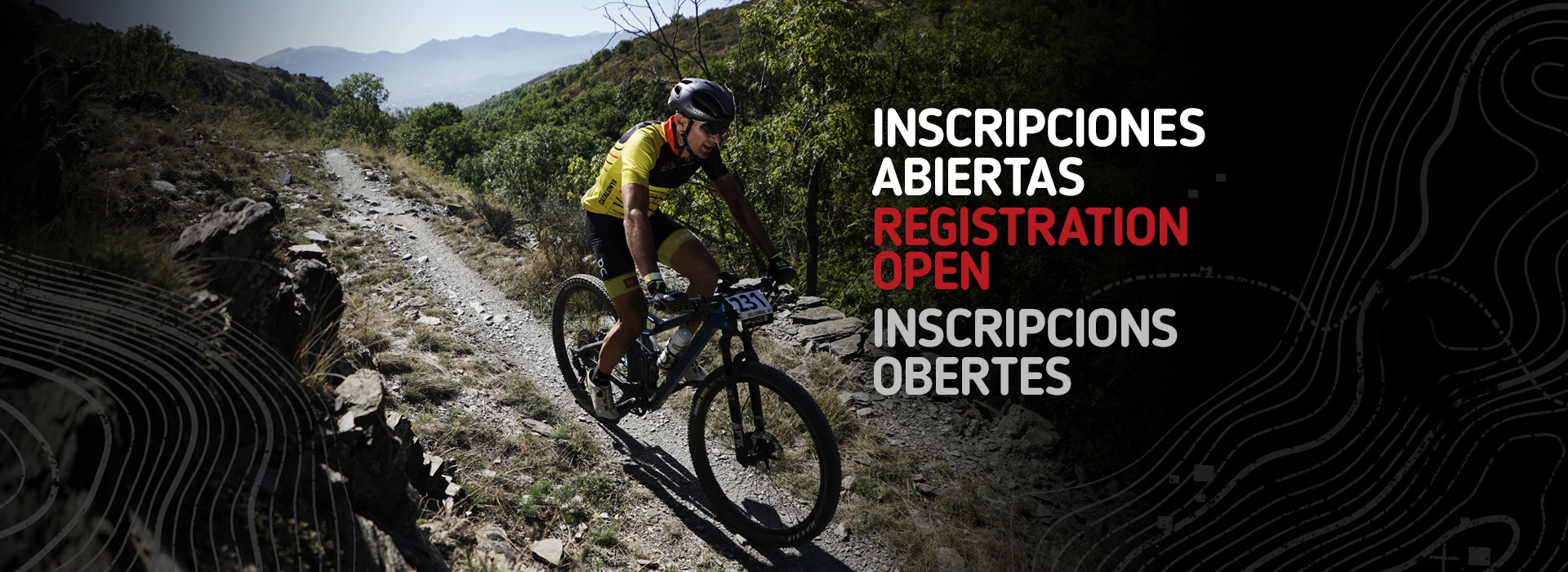 The registering process for Catalunya Bike Race 2021 is now open!