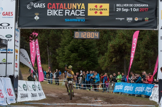 Guerra and Galicia are crowned the winners in the race's first edition