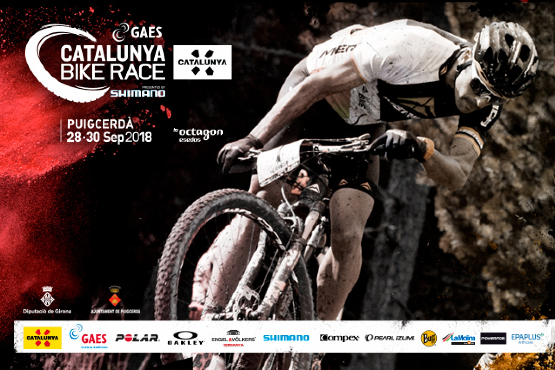 Register for GAES Catalunya Bike Race presented by Shimano!
