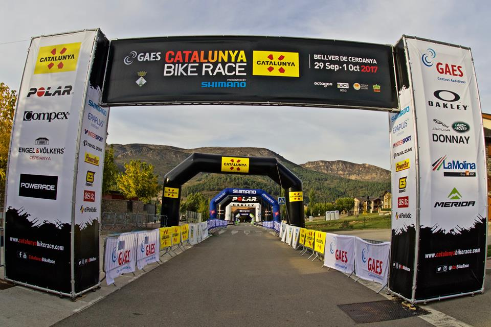 Día previo GAES Catalunya Bike Race presented by Shimano