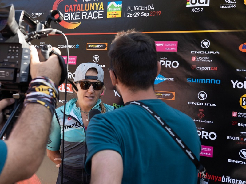 DECLARACIONS MOUNTAIN BIKERS | CBR 2019 BUFF SUPER STAGE